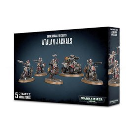 Games Workshop Warhammer 40,000 Genestealer Cults Atalan Jackals