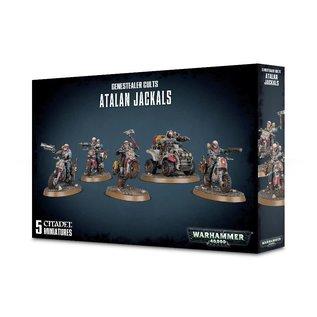 Games Workshop Warhammer 40,000 Genestealer Cults Atalan Jackals