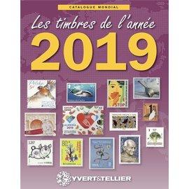 Yvert & Tellier Les timbres de l'année 2019