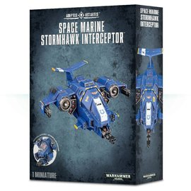 Warhammer 40,000 Adeptus Astartes Space Marine Stormhawk Interceptor