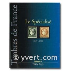 Yvert & Tellier Frankrijk speciaal deel 1 2000