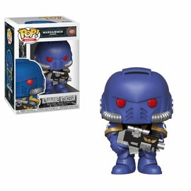 Funko Pop! Games Warhammer 40,000 Ultramarines Intercessor 499