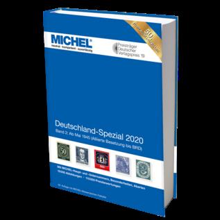 Michel Deutschland-Spezial 2020 Band 2: Ab Mai 1945 (Alliierte Besetzung bis BRD)