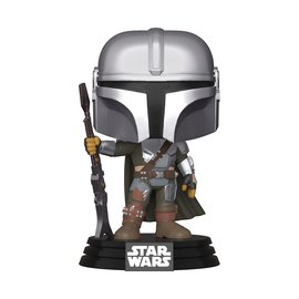 Funko Pop! Star Wars The Mandalorian 345 - The Mandalorian
