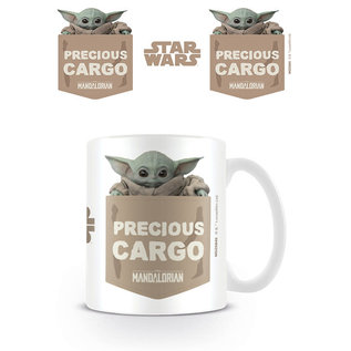 Pyramid Star Wars The Mandalorian Becher- Precious Cargo