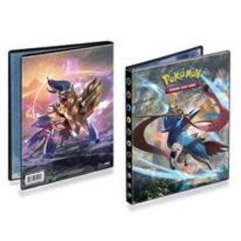 Ultra-Pro Pokemon album  4-pocket Sword & Shield
