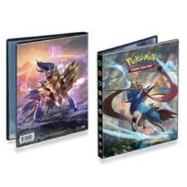 Ultra-Pro Pokemon album Sword & Shield 4-pocket for 40 cards