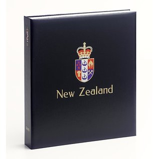 Davo LX album Nieuw-Zeeland VIII 2019