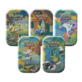 The Pokemon Company Galar Pals Mini Tin