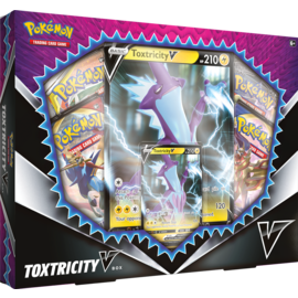 The Pokemon Company Toxtricity V BOX