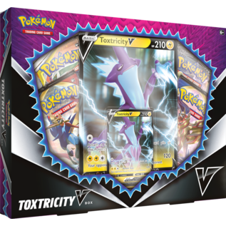 The Pokemon Company Toxtricity V BOX