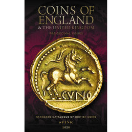 Spink Coins of England & the United Kingdom 2020 (Pre-Decimal Issues)