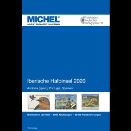 Michel Europa-Katalog Band 4 Iberische Halbinsel 2020