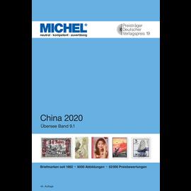 Michel 9.1 China 2020