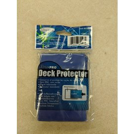 Ultra-Pro Hüllen für Spielkarten blau - 50 Stück
