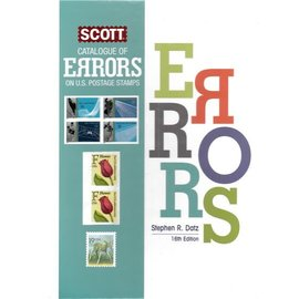 Scott Catalogue of Errors on U.S. Postage Stamps
