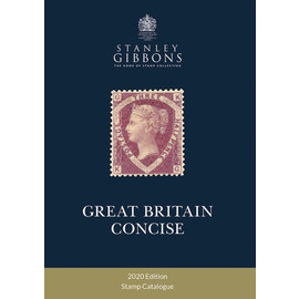 Gibbons Great Britain Concise Stamp Catalogue 2020 Edition