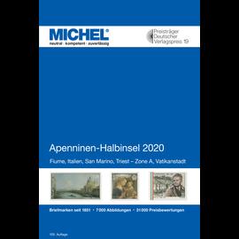 Michel Europa-Katalog Band 5 Apenninen-Halbinsel 2020