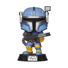 Funko Pop! Star Wars The Mandalorian 348 - Heavy Infantry Mandalorian