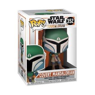 Funko Pop! Star Wars The Mandalorian 352 - Covert Mandalorian