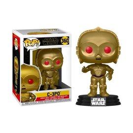 Funko Pop! Star Wars 360 - C-3PO