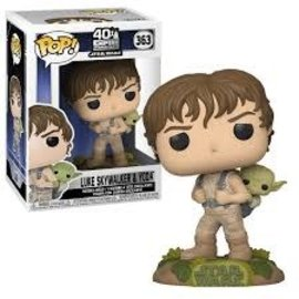Funko Pop! Star Wars 363 - Luke Skywalker & Yoda