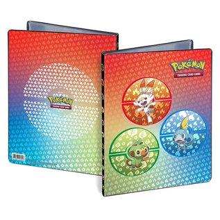 Ultra-Pro Pokémon album 9-pocket Galar Starters