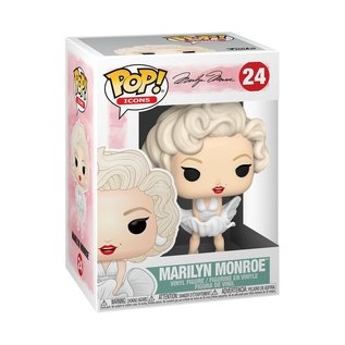 Funko Pop! Icons 24 - Marilyn Monroe