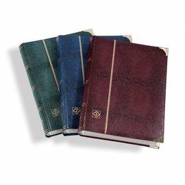 Leuchtturm stockbook Comfort Deluxe W 64 blue