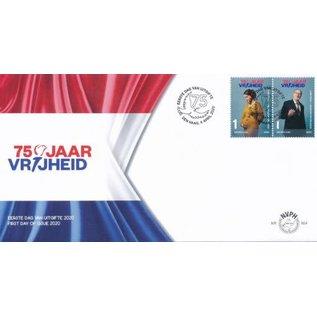 NVPH Nederland FDC 807 Voor elk moment