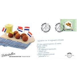 NVPH Nederland FDC 808 Typisch Nederland: Bitterballen