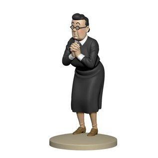 moulinsart Tintin statue - Mrs Irma