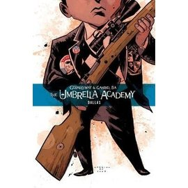 Dark Horse The Umbrella Academy - The Dallas