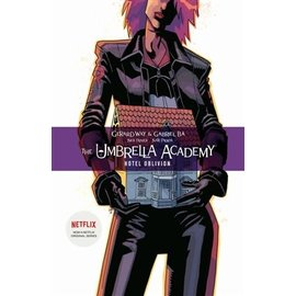 Dark Horse The Umbrella Academy - Hotel Oblivion