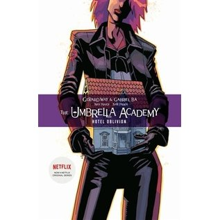 Dark Horse The Umbrella Academy - Hotel Oblivion