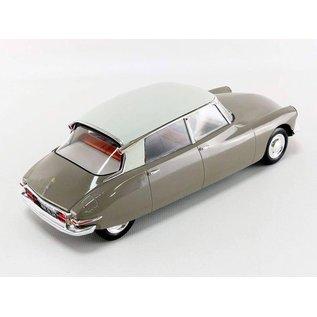 Norev Citroën DS 19 1:18 bruin