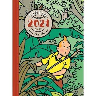 moulinsart Kuifje agenda 2021