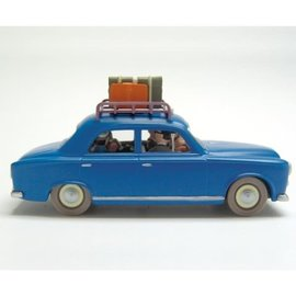 moulinsart Tintin car - The Peugeot 403 from The Castafiore Emerald