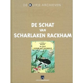 moulinsart De Kuifje Archieven - De schat van Scharlaken Rackham