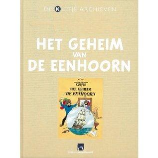moulinsart De Kuifje Archieven - Het Geheim van de Eenhoorn