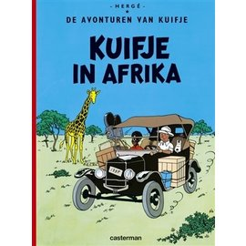 Casterman 02. Kuifje in Afrika