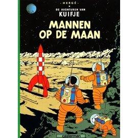 Casterman Kuifje 17. Mannen op de Maan