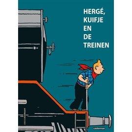 Casterman Hergé, Kuifje en de treinen