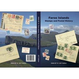 Daka Faroe Islands Stamps and Postal History Catalogue