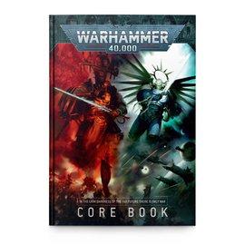 Games Workshop Warhammer 40.000 Core Book