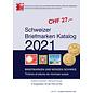 SBK Schweizer Briefmarken Katalog 2021