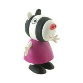 Comansi Peppa Big figuur Zoë Zebra