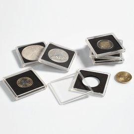 Leuchtturm Quadrum coin capsule 22 mm -  set of 10
