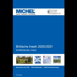 Michel Europa-Katalog Band 13 Britische Inseln 2020/2021