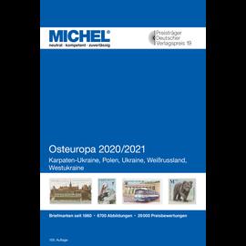 Michel Europa-Katalog Band 15 Osteuropa 2020/2021